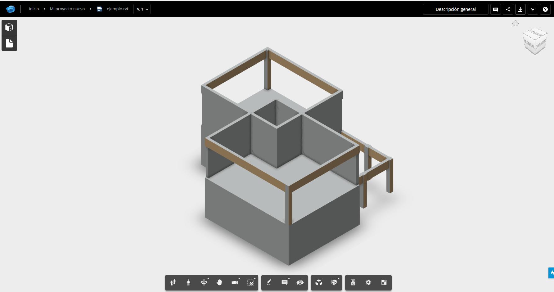 71d6dee330f7 Cómo visualizar un modelo Revit en una tablet o celular - MundoBIM