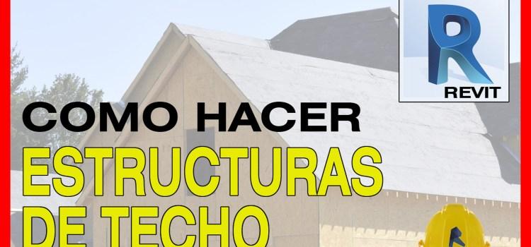 como hacer techos en revit