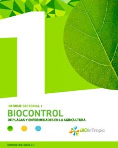 Portada informe Biocontrol
