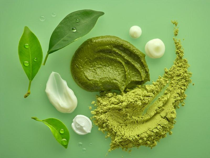 Especies vegetales para uso cosmético