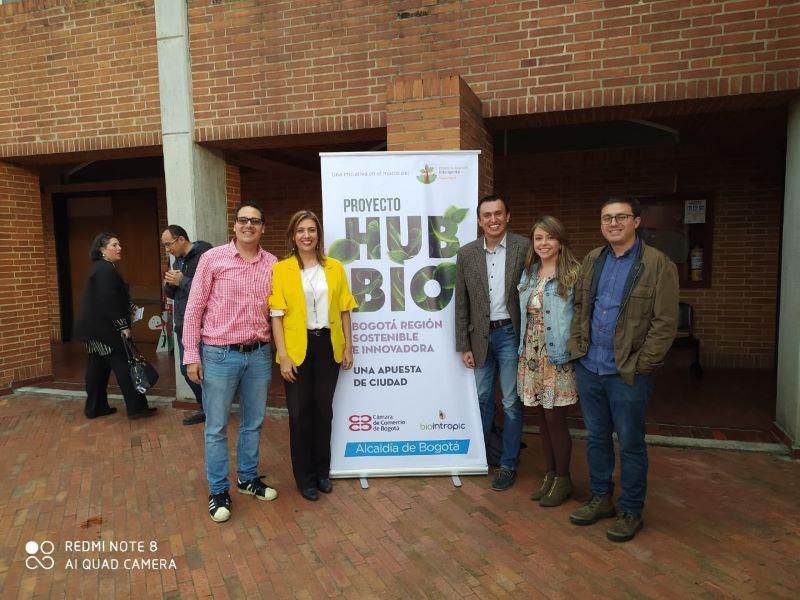 Entrenamiento bio 2019 - programa Hub Bio 1