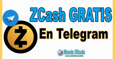 zcash gratis en telegram