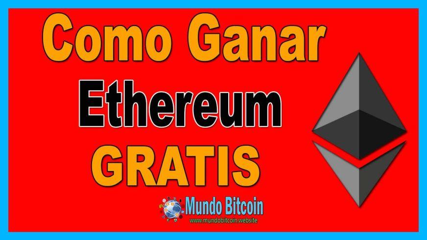 ganar ethereum gratis 2019