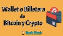 billetera bitcoin, como crear una wallet de criptomonedas y cuales son las mejores y mas confiables