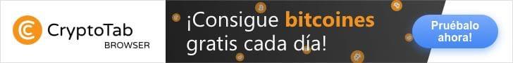 cryptotab gana bitcoin gratis por navegar en internet