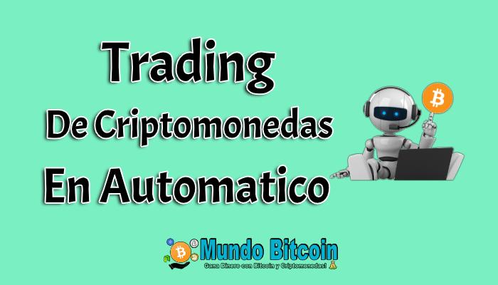 bitsgap bot de trading en automático, gana criptomonedas sin hacer nada