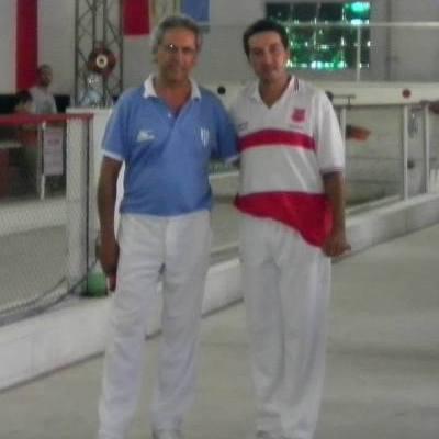 Jorge y Cristian, los finalistas.