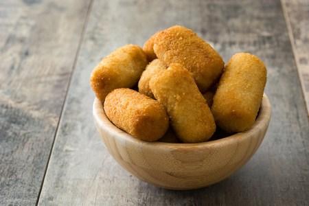 Croquetas pollo