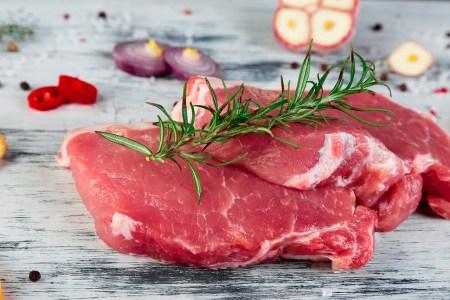 Lomo de cerdo duroc