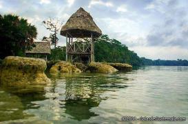 Laguna Lachuá. Fotografía de: Maynor Marino Mijangos.