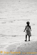 Fotografía de Sergio Izquierdo. Tomada en la playa Caribe de Livingstone.