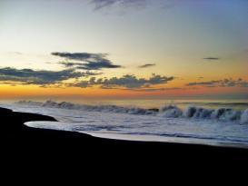 Foto de Pepe Cruz Avila - Playa Monterrico. **Monterrico beach.