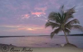 Atardecer en el Semillero Tiquisate Escuintla foto por Oscar Rodas e1372099780355 - Galería - Fotos de Playas de Guatemala