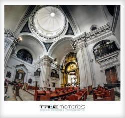 Interior de la Basílica de Esquipulas - foto por True Memories (Photography)