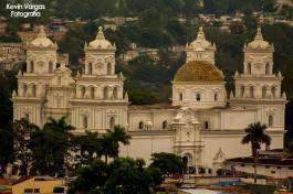 Basilica de Esquipulas foto por Kevin Santiago Vargas Padilla - Basílica de Esquipulas