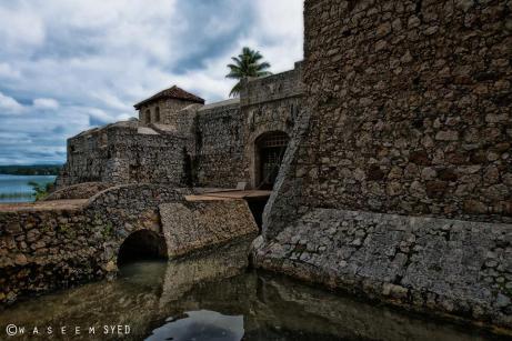 Castillo de San Felipe de Lara foto por Waseem Syed Fine Art Photography. - El Castillo de San Felipe de Lara y los piratas