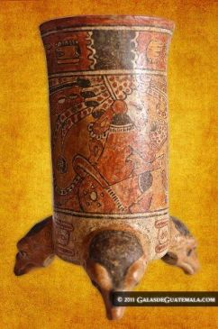 Ceramica maya, foto por Maynor Marino Mijangos 2