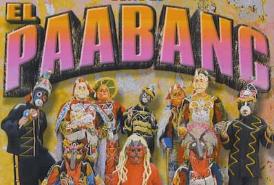 El Paabank carteleta - El Paab´ank una fiesta cultural Q'eqchi'