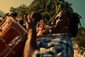 Garifunas Celebración del Yurumein foto por Jorge Ortiz - Livingston, hogar garífuna en Guatemala