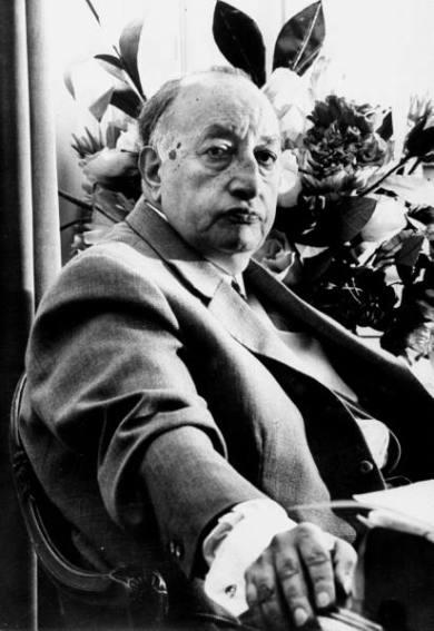 Miguel Ángel Asturias. - Miguel Ángel Asturias, Premio Nobel de Literatura en 1967