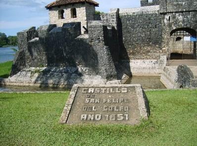 castillo 16511 - El Castillo de San Felipe de Lara y los piratas