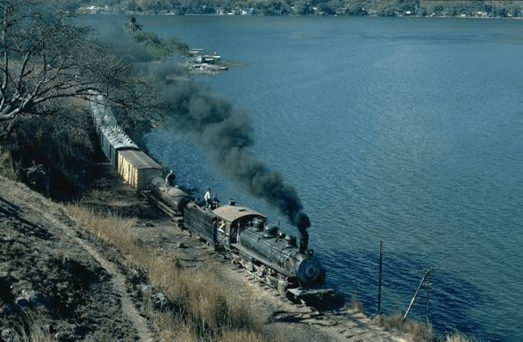 ferro 1 - La historia del ferrocarril en Guatemala