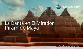 La Danta en El Mirador – Pirámide Maya