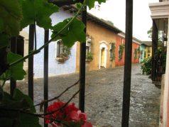 Foto por Doris Dávila - Hotel Villa Colonial, Antigua - foto por Doris Avila