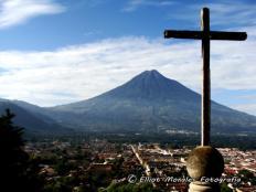 Foto por Elliot Morales - Cerro de la Cruz, Antigua Guatemala.