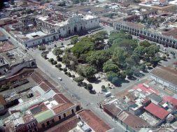 Plaza Central, Antigua Guatemala - foto por Luis Vasquez