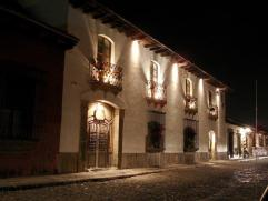 Arquitectura Colonial de Antigua Guatemala - foto por Luis Rivadeneira