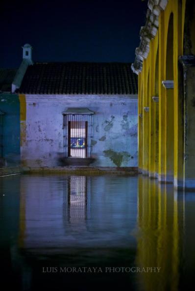 Antigua Guatemala Tanque La Union foto por Luis Fernando Morataya - Galería - Fotos de La Antigua Guatemala