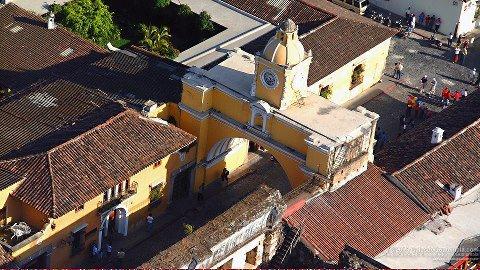 Arco de Santa Catalina, Amtigua Guatemla - foto por Maynor Marino Mijangos