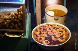 Bunuelos foto por Oscar Requena - Galería - Fotos de la Gastronomía Guatemalteca
