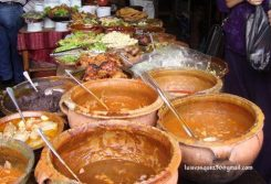 Gastronomía chapina - foto por Luis Velasquez