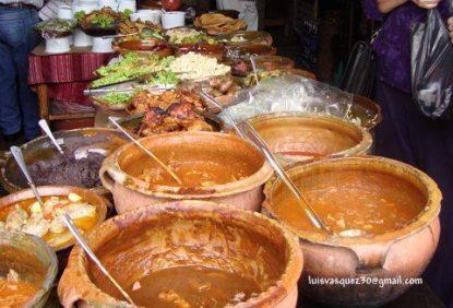 Gastronomía chapina foto por Luis Velasquez - Galería - Fotos de la Gastronomía Guatemalteca