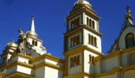 Iglesia Soloma snip - Iglesia de San Pedro Soloma, Huehuetenango