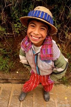 Patojo de Todos Santos Huehuetenango foto por Pablo Estrada - Galería - fotos de rostros en Guatemala