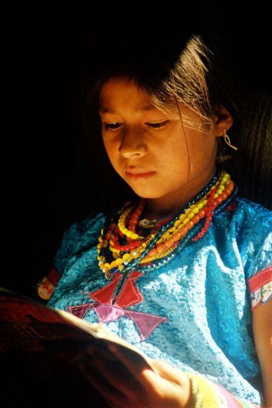 Rostros en guatemala - foto por Avelino Osorious.