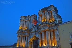 Sitio arqueologico del Templo El Carmen La Antigua Guatemala foto por David Rojas Fotografia - Galería  - Fotos de Guatemala por David Rojas
