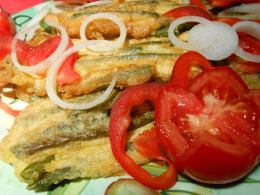 comida Envueltos de Ejotes foto por Irasema Mont - Galería - Fotos de la Gastronomía Guatemalteca