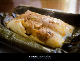 comida Tamal foto por Neels Meledez True Memories - Tradiciones de Guatemala