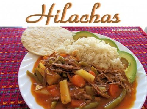 comida b5 Hilachas Video Recetas Chapinas e1358974128500 - Galería - Fotos de la Gastronomía Guatemalteca