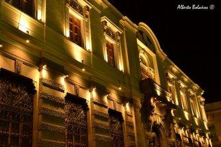 Edificio Histórico de Quetzaltenango - Foto por Beto Bolaños