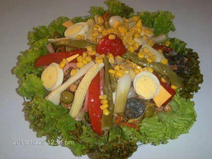 Fiambre foto por Restaurante Bocabarra - El Fiambre, plato tradicional del Día de Todos los Santos