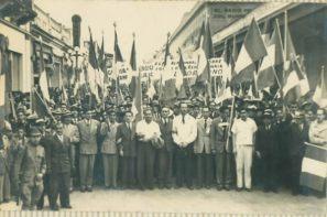 Imagen de la revolución de 1944 - foto por tercerainformacion.es