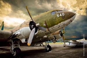 El Origen de la Fuerza Aérea Guatemalteca FAG