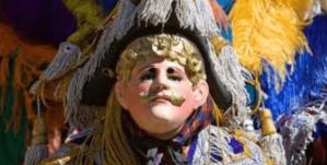 Personaje de el Baile del Torito - foto por por clubbyb.com