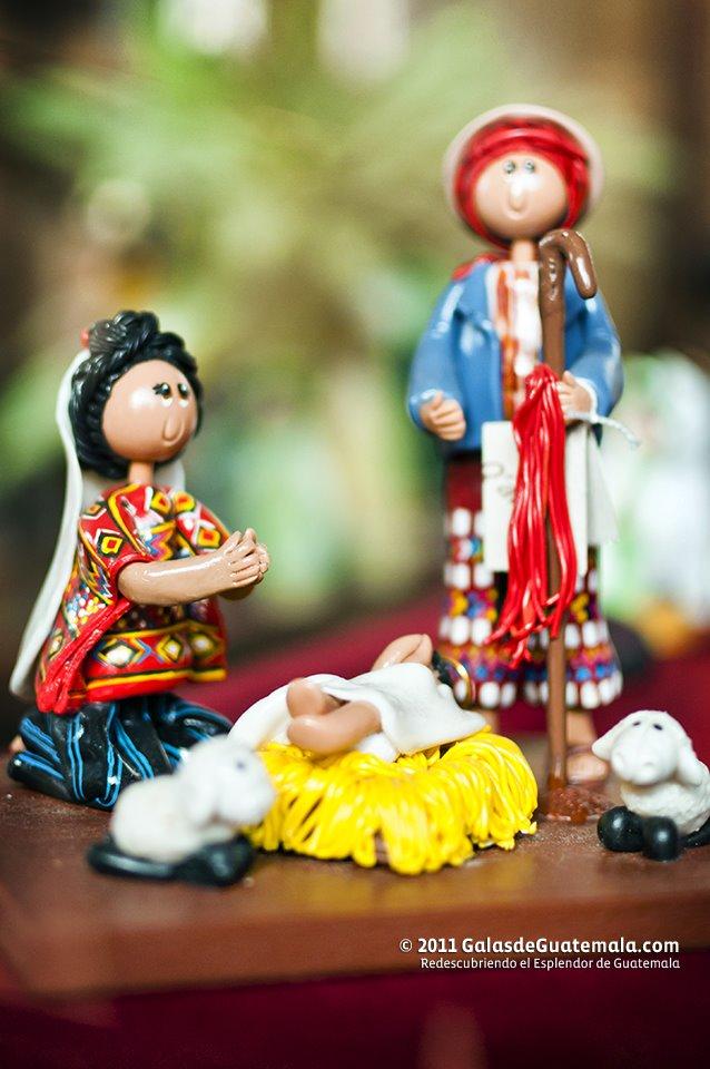 Las artesan as de la epoca navide a en guatemala solo lo for Artesanias navidenas