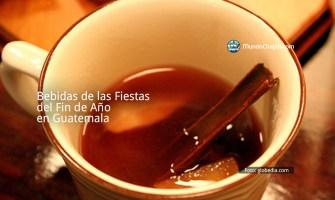 Bebidas de las Fiestas del Fin de Año en Guatemala